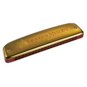 HOHNER GOLDEN MELODY 2416/40 C